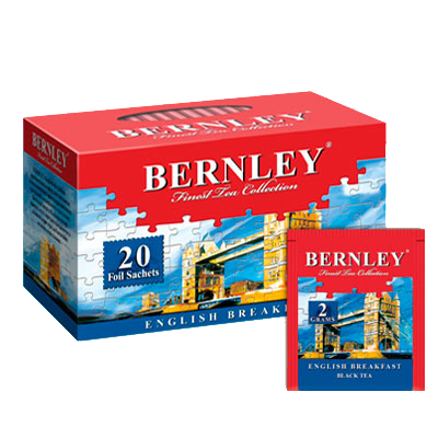 "Чай ""Bernley English Premium"" 20 пакетиков"